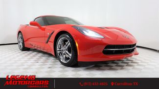 2016 Chevrolet Corvette 1LT in Carrollton, TX 75006