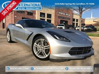 2016 Chevrolet Corvette STINGRAY ONE OWNER in Carrollton, TX 75006
