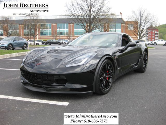 2016 Sold Chevrolet Corvette Z06 1LZ Conshohocken, Pennsylvania