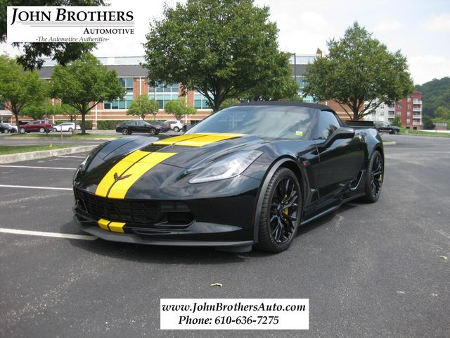 2016 Sold Chevrolet Corvette Z06 Convertible Conshohocken, Pennsylvania