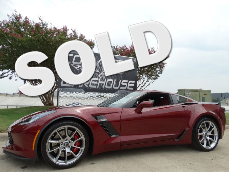 2016 Chevrolet Corvette Z06 3LZ, Auto, NPP, NAV, ZLE, Only 716 Miles! | Dallas, Texas | Corvette Warehouse