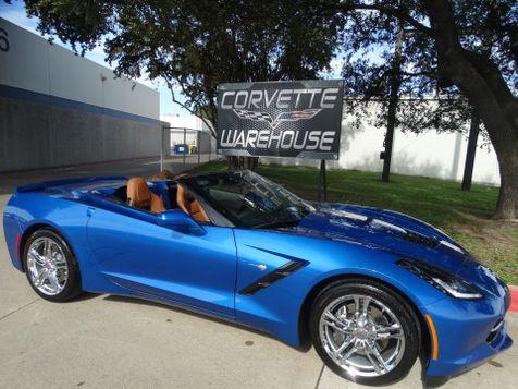 2016 Chevrolet Corvette Convertible 2LT, Auto, NAV, NPP, UQT, Chromes 3K! | Dallas, Texas | Corvette Warehouse  in Dallas, Texas