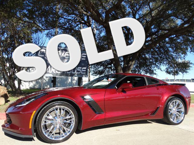 2016 Chevrolet Corvette Z06 3LZ, NAV, NPP, UQT, NPP, Chromes, Auto 5k! | Dallas, Texas | Corvette Warehouse  in Dallas Texas