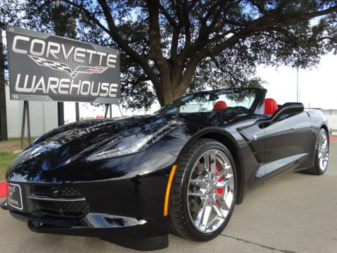 2016 Chevrolet Corvette Convertible 2LT, FE2, Auto, NAV, NPP, Chromes 11k! | Dallas, Texas | Corvette Warehouse  in Dallas, Texas