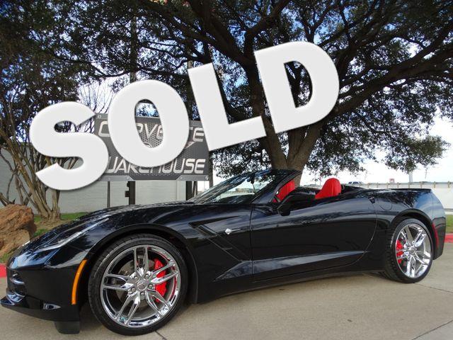 2016 Chevrolet Corvette Convertible 2LT, FE2, Auto, NAV, NPP, Chromes 11k! | Dallas, Texas | Corvette Warehouse  in Dallas Texas
