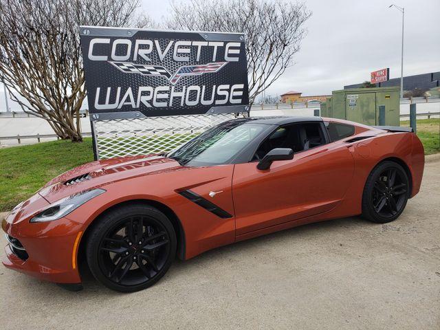 2016 Chevrolet Corvette Coupe Z51, 2LT, Auto, NAV, NPP, Black Alloys 12k!   Dallas, Texas   Corvette Warehouse  in Dallas Texas