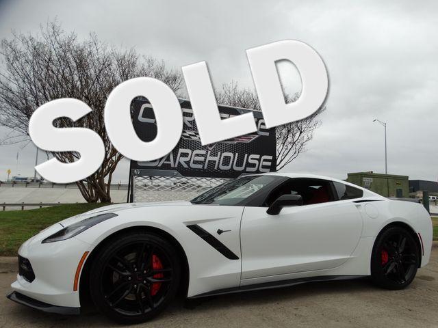 2016 Chevrolet Corvette Coupe Z51, 2LT,, NPP, FE4, UQT, Black Alloys 48k! | Dallas, Texas | Corvette Warehouse  in Dallas Texas