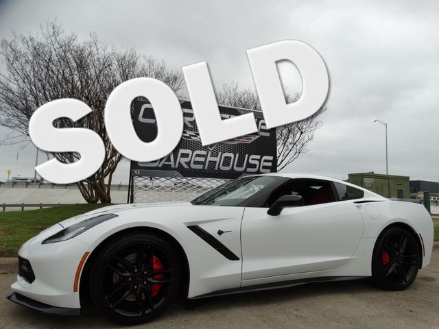 2016 Chevrolet Corvette Coupe Z51, 2LT,, NPP, FE4, UQT, Black Alloys 48k! | Dallas, Texas | Corvette Warehouse  in Dallas Texas