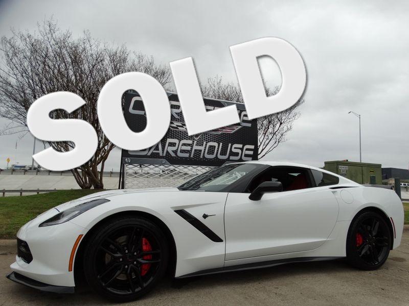 2016 Chevrolet Corvette Coupe Z51, 2LT,, NPP, FE4, UQT, Black Alloys 48k! | Dallas, Texas | Corvette Warehouse