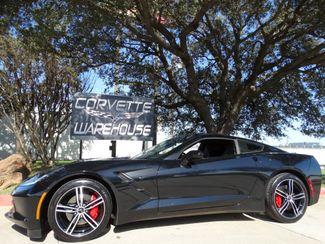 2016 Chevrolet Corvette Coupe Auto, NAV, UQT, EYT, Black Alloys 27k!    Dallas, Texas   Corvette Warehouse  in Dallas Texas
