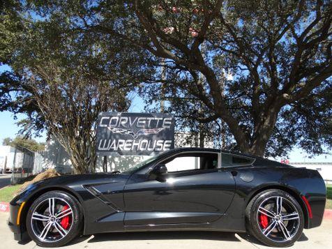 2016 Chevrolet Corvette Coupe Auto, NAV, UQT, EYT, Black Alloys 26k!  | Dallas, Texas | Corvette Warehouse  in Dallas, Texas