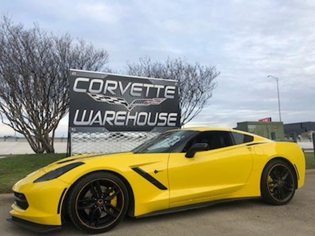2016 Chevrolet Corvette Coupe Z51, 2LT, FE4, NAV, NPP, Black Alloys, NICE! | Dallas, Texas | Corvette Warehouse  in Dallas Texas