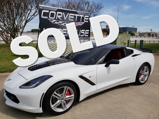 2016 Chevrolet Corvette Coupe Auto, NPP, Mylink, Alloy Wheels Only 34k! | Dallas, Texas | Corvette Warehouse  in Dallas Texas