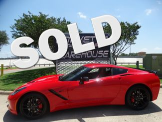 2016 Chevrolet Corvette Coupe  Z51, 2LT, NAV, NPP, FE4, Black Wheels 22k!   Dallas, Texas   Corvette Warehouse  in Dallas Texas
