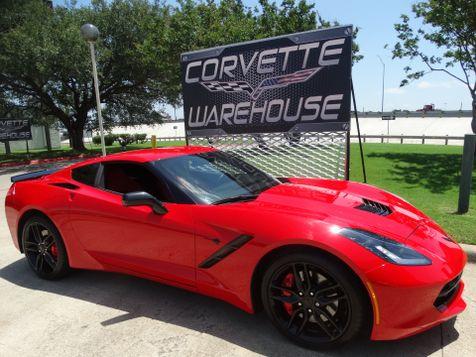 2016 Chevrolet Corvette Coupe  Z51, 2LT, NAV, NPP, FE4, Black Wheels 22k! | Dallas, Texas | Corvette Warehouse  in Dallas, Texas