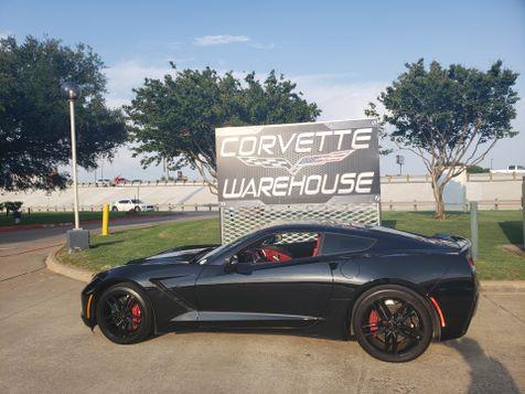 2016 Chevrolet Corvette Coupe Z51, 3LT, Auto, NAV, NPP, Black Wheels!   Dallas, Texas   Corvette Warehouse  in Dallas, Texas