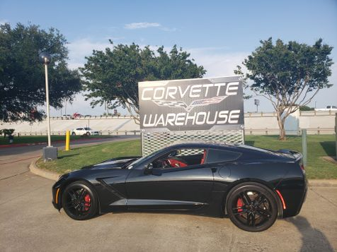 2016 Chevrolet Corvette Coupe Z51, 3LT, Auto, NAV, NPP, Black Wheels! | Dallas, Texas | Corvette Warehouse  in Dallas, Texas
