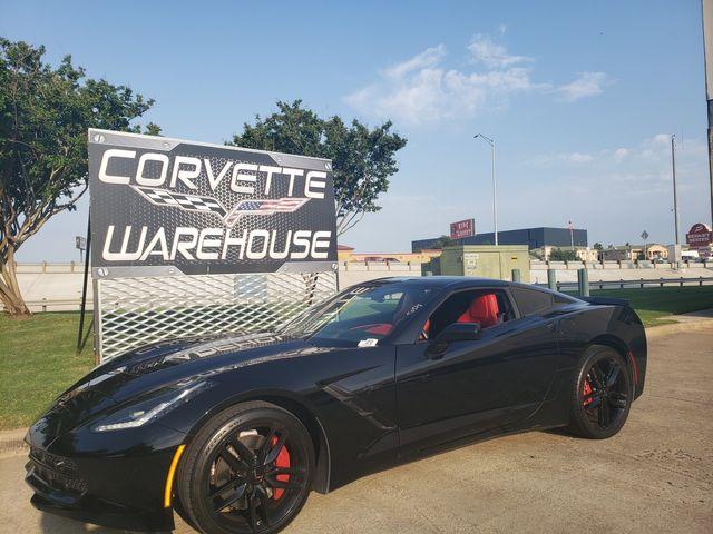 2016 Chevrolet Corvette Coupe Z51, 3LT, Auto, NAV, NPP, Black Wheels!   Dallas, Texas   Corvette Warehouse  in Dallas Texas