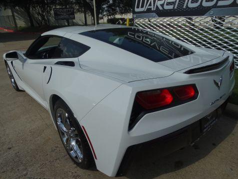 2016 Chevrolet Corvette Coupe 1LT, Automatic, Mylink, Chrome Wheels 21k! | Dallas, Texas | Corvette Warehouse  in Dallas, Texas