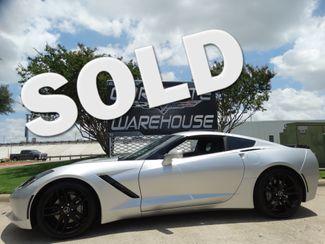 2016 Chevrolet Corvette Coupe 2LT, Auto, Mylink, NPP, Black Alloys 19k!   Dallas, Texas   Corvette Warehouse  in Dallas Texas