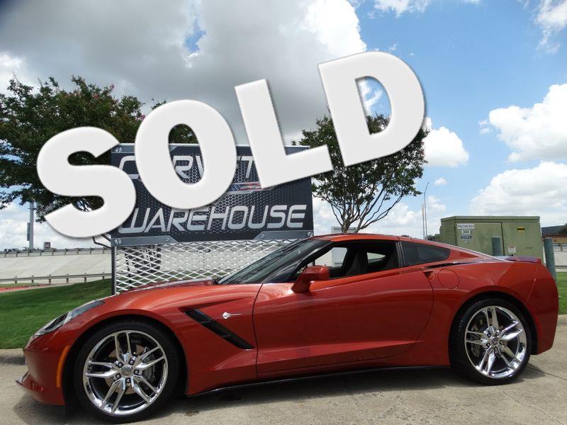 2016 Chevrolet Corvette Coupe 2LT, Auto, NAV, FE2, NPP, Chrome Wheels 20k! | Dallas, Texas | Corvette Warehouse