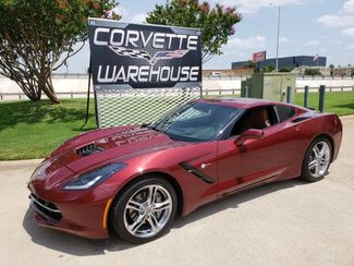 2016 Chevrolet Corvette Coupe 2LT, NAV, NPP, UQT, Auto, Chromes, Only 46k!   Dallas, Texas   Corvette Warehouse  in Dallas Texas