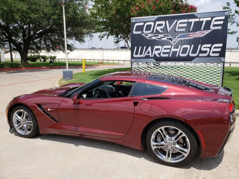 2016 Chevrolet Corvette Coupe 2LT, NAV, NPP, UQT, Auto, Chromes, Only 46k! | Dallas, Texas | Corvette Warehouse  in Dallas, Texas
