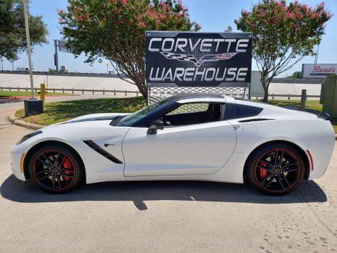 2016 Chevrolet Corvette Coupe Z51, 3LT, NAV, NPP, AE4, ZLG, $82k MSRP 11k! | Dallas, Texas | Corvette Warehouse  in Dallas, Texas
