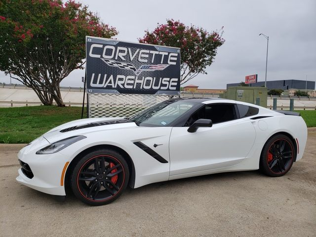 2016 Chevrolet Corvette Coupe Z51, 3LT, NAV, NPP, AE4, ZLG, $82k MSRP 21k in Dallas, Texas 75220