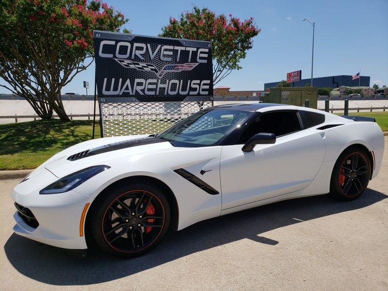 2016 Chevrolet Corvette Coupe Z51, 3LT, NAV, NPP, AE4, ZLG, $82k MSRP 11k! | Dallas, Texas | Corvette Warehouse