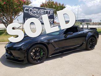 2016 Chevrolet Corvette Z06 Convertible 2LZ, NAV, NPP, Black Alloys 18k! | Dallas, Texas | Corvette Warehouse  in Dallas Texas