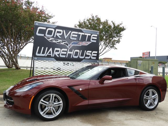 2016 Chevrolet Corvette Coupe 1LT, 7-Speed Manual, CD Player, Alloys 30k! | Dallas, Texas | Corvette Warehouse  in Dallas Texas
