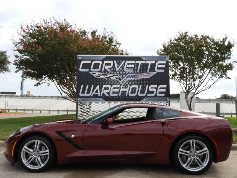 2016 Chevrolet Corvette Coupe 1LT, 7-Speed Manual, CD Player, Alloys 30k! | Dallas, Texas | Corvette Warehouse