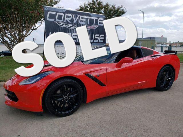 2016 Chevrolet Corvette Coupe Z51, 3LT, Auto, NAV, NPP, Black Alloys 58k! | Dallas, Texas | Corvette Warehouse  in Dallas Texas