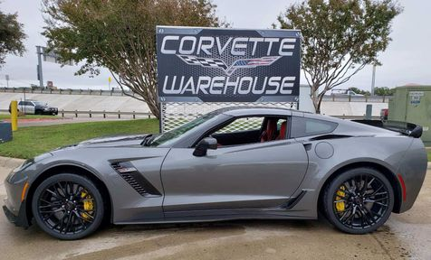 2016 Chevrolet Corvette Z06 3LZ, NAV, FE7, AE4, Z07 Pkg, Black Alloys 18k!   Dallas, Texas   Corvette Warehouse  in Dallas, Texas