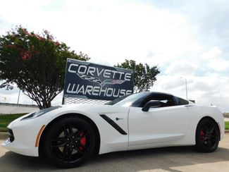 2016 Chevrolet Corvette Coupe Z51, 3LT, NAV, NPP, Black Alloys 48k in Dallas, Texas 75220