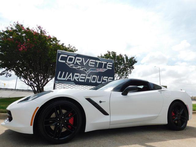 2016 Chevrolet Corvette Coupe Z51, 3LT, NAV, NPP, Black Alloys 48k