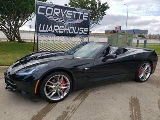 2016 Chevrolet Corvette Convertible Auto, Mylink, FE2, Chromes 20k in Dallas, Texas 75220