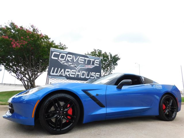 2016 Chevrolet Corvette Coupe Z51, 2LT, Mylink, NPP, Automatic 66k in Dallas, Texas 75220