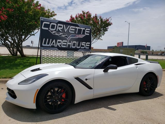 2016 Chevrolet Corvette Coupe Z51, 3LT, NAV, NPP, 1WE, Black Alloys 20k in Dallas, Texas 75220