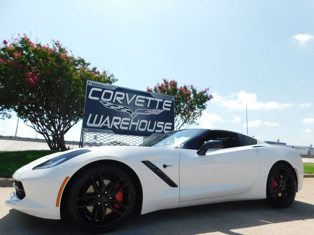 2016 Chevrolet Corvette Coupe Z51, 3LT, NAV, NPP, 1WE, Black Alloys 20k in Dallas, Texas 75220
