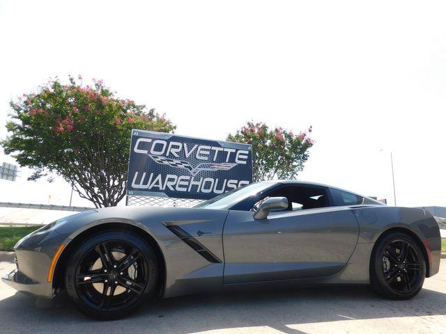 2016 Chevrolet Corvette Coupe 7 Speed Manual, CD, Mylink, Black Alloys