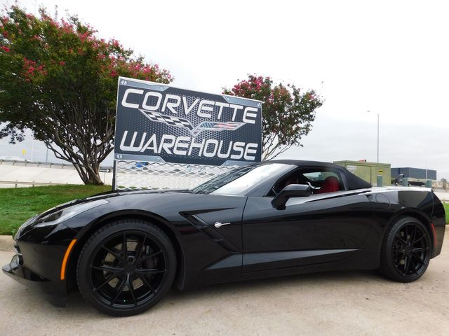 2016 Chevrolet Corvette Z51, 3LT, Auto, NAV, NPP, Black Alloys 42k in Dallas, Texas 75220