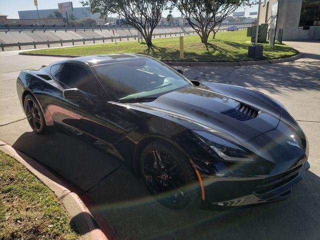 2016 Chevrolet Corvette Coupe Mylink, Automatic, Black Alloys 66k in Dallas, Texas 75220