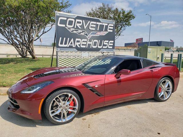 2016 Chevrolet Corvette Coupe Z51, NAV, NPP, UQT, Auto, Chromes, Nice