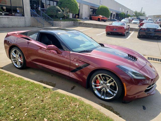 2016 Chevrolet Corvette Coupe Z51, NAV, NPP, UQT, Auto, Chromes, Nice in Dallas, Texas 75220