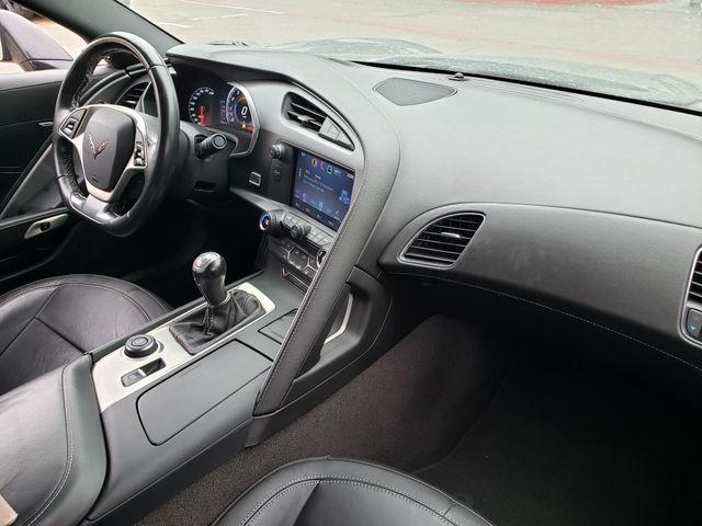 2016 Chevrolet Corvette Coupe Z51, NPP, 7-Speed, MyLink, Black Alloys 74k in Dallas, Texas 75220