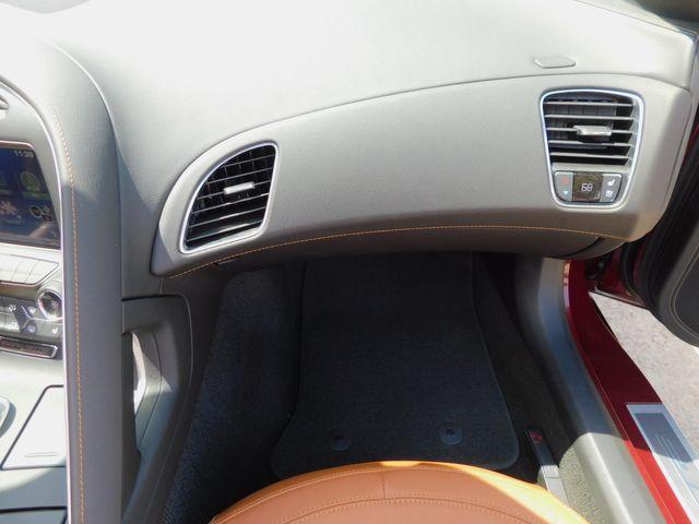 2016 Chevrolet Corvette Convertible 2LT, NAV, NPP, PDR, Auto, Chromes 7k in Dallas, Texas 75220