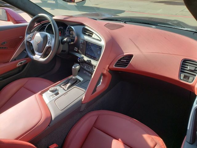 2016 Chevrolet Corvette CONV 3LT, ZF1, ZLE Spice Red, FE2, NAV, PDR, 6k in Dallas, Texas 75220