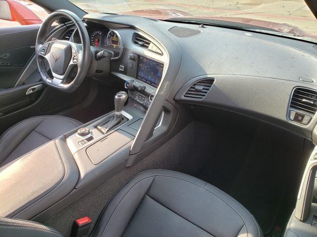 2016 Chevrolet Corvette Coupe Z51 2LT, FE4, NPP, MyLink, Auto, Chromes 20k in Dallas, Texas 75220
